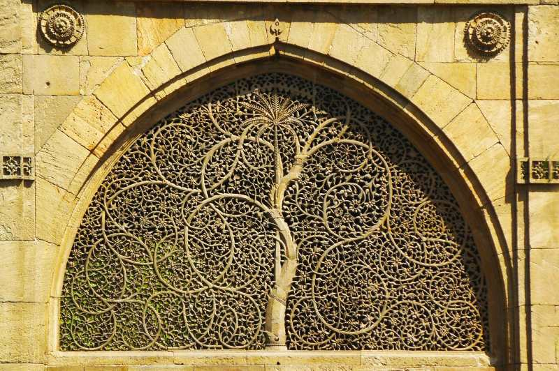Sidi Saiyyed Mosque Ahmedabad