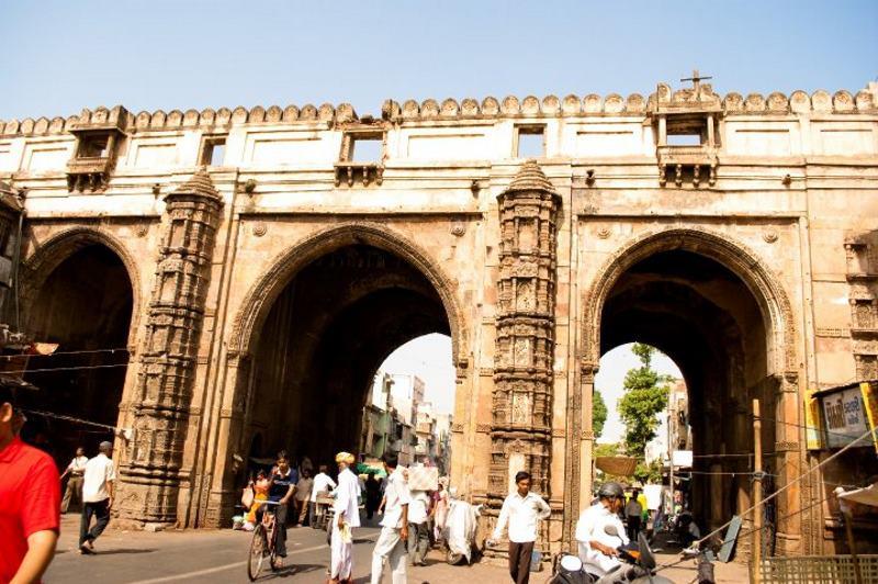 Teen Darwaza Ahmedabad