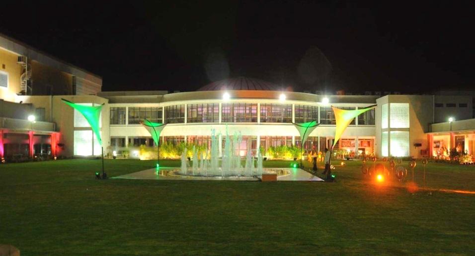 GUCEC Centre Lawn