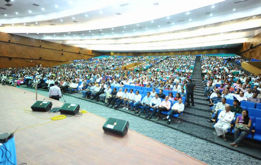 Best conference hall for Best Teachers